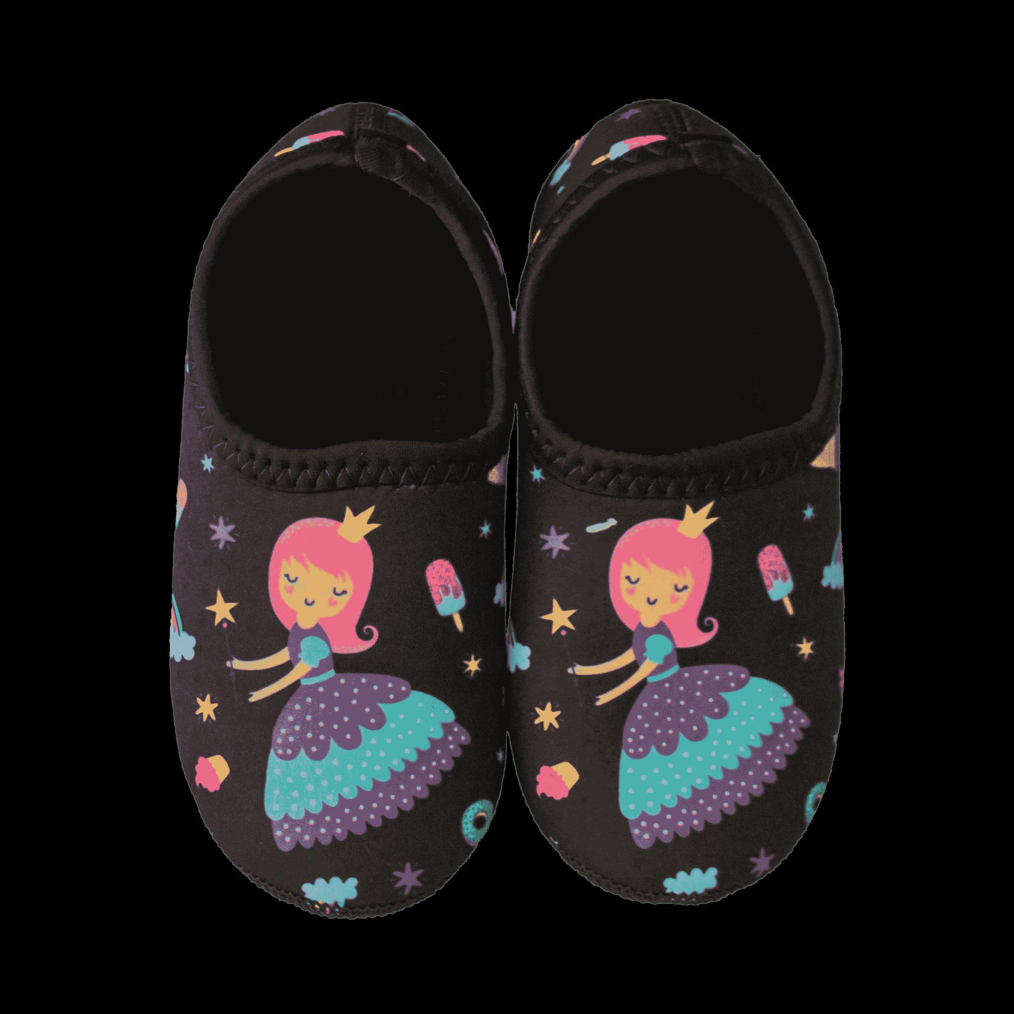 Sapato de Neoprene Infantil Fit Princesa Ufrog