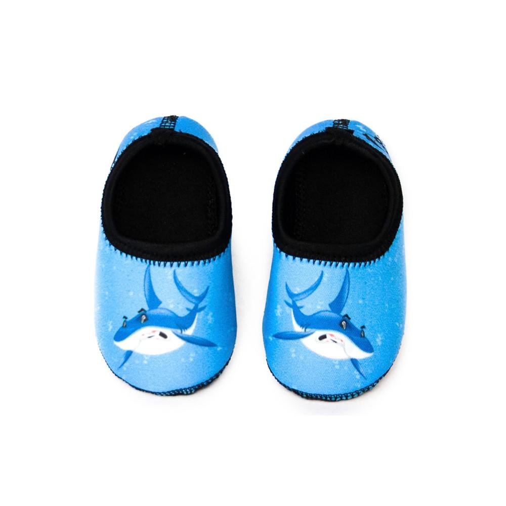 Sapato de Neoprene Infantil Fit Tubarão Ufrog