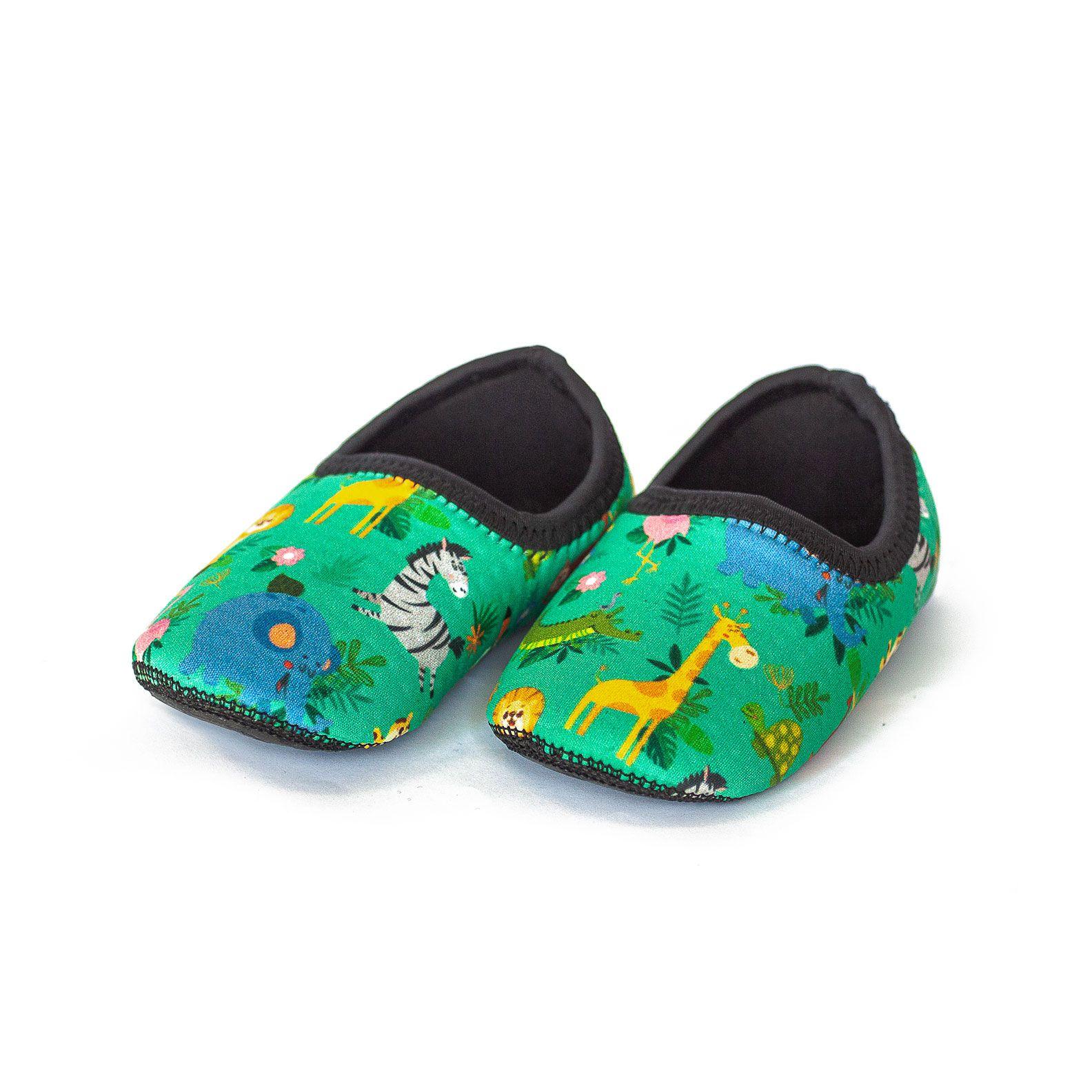 Sapato de Neoprene Infantil Fit Zoo Ufrog