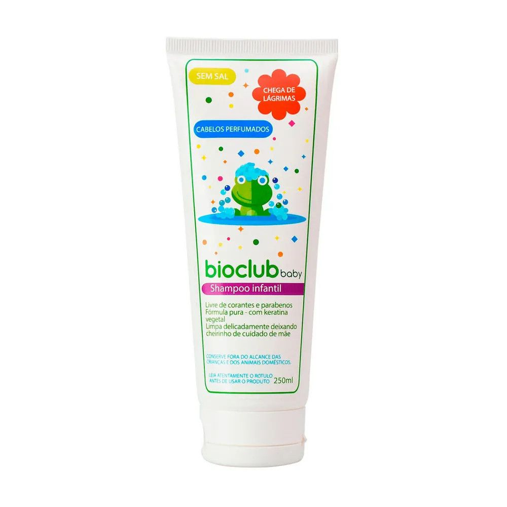 Shampoo Infantil 250 ml BioClub