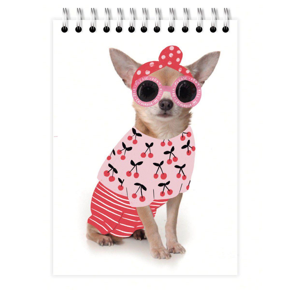 Sketchbook A5 Chihuahua Lubi