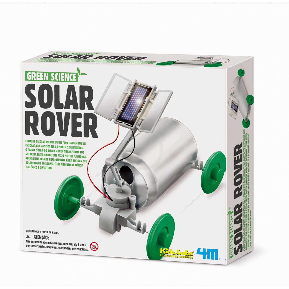 Solar Rover  4M
