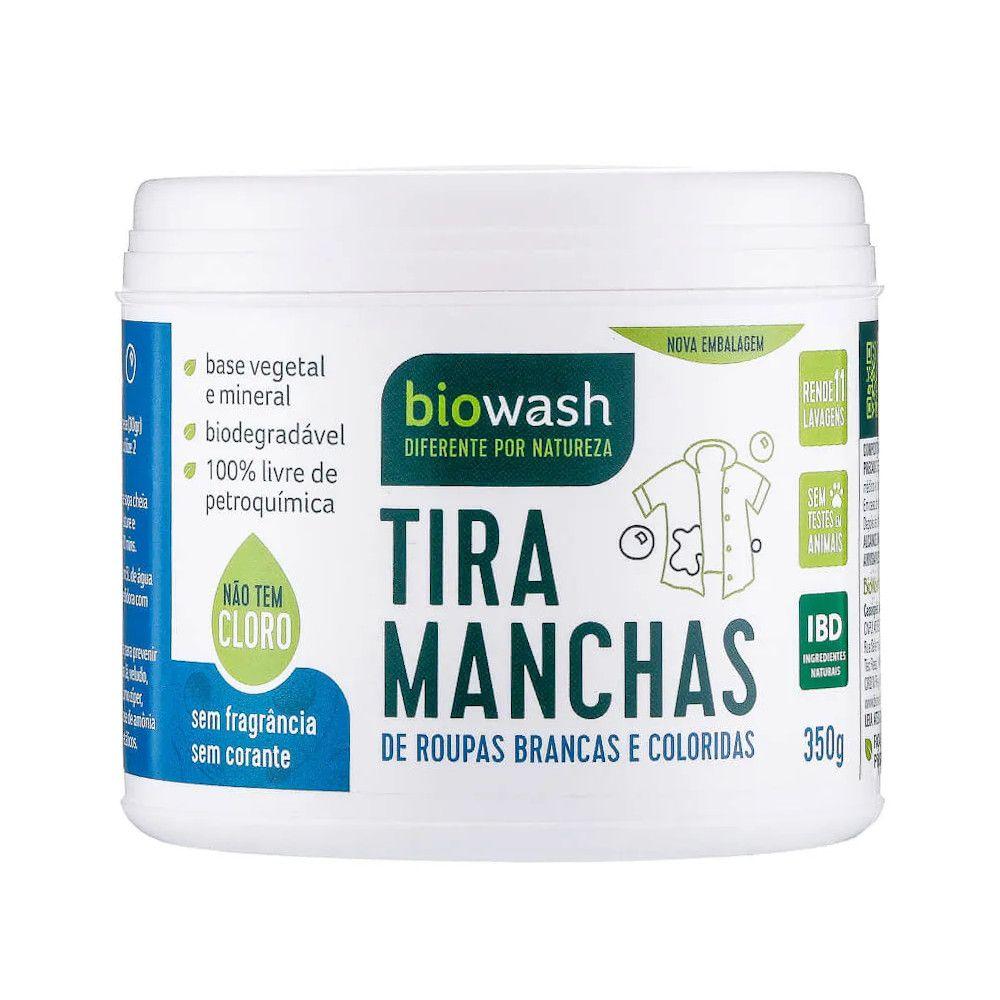 Tira Manchas 350 gramas Biowash