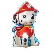Balão de Decoração de Festa Aniversário MARSHALL Patrulha Canina