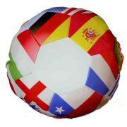 Capa de Almofada Bandeiras Copa do Mundo 2018 38cm Personalizada