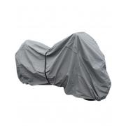 Capa de chuva para moto proteção contra sol e poeira 130x230cm