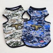 Coletes Camisa Roupa Militar de cachorro do animal de Estimação