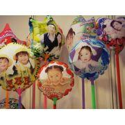 Foto Balão de Aniversário Personalizado