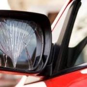 Kit de Reparo Rápido e Fácil de Espelho Retrovisor para Carro Motos Caminhão com Jogo de Lâminas Adesivas Espelhadas