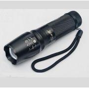 Lanterna LED Ultra brilho com zoom e foco 5 intensidades 2000 Lumens