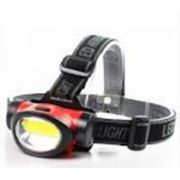 Lanterna para Cabeça LED 603B  Ciclismo Camping Trilha