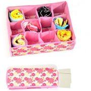 Organizador de gaveta e guarda-roupa Feminino para peças íntimas e meias