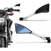 Retrovisor Esportivo para Moto Estilo Rizoma Hornet Aluminio xj6 cb300