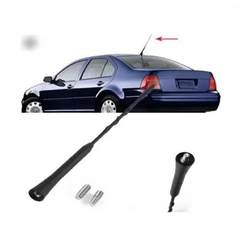 Antena Teto Carro Universal Grande Bosom De 41cm automática com parafuso ajustável
