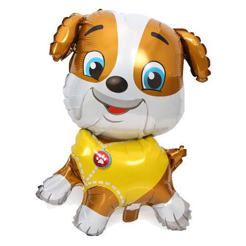 Balão de Decoração de Festa Aniversário RUBBLE Patrulha Canina
