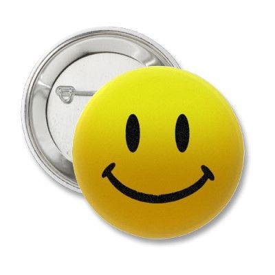 Broche Botton Pin 3 unid Personalizado de Carinhas Emoji Emoticon Smile favorito