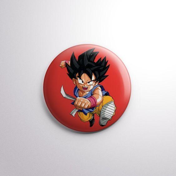 Broche Botton Pin 3 unid Personalizado de Jogos Gamer Animes Manga favorito