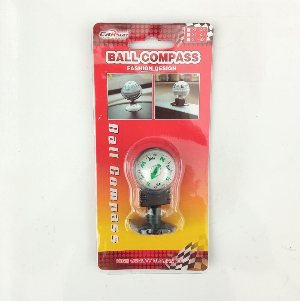 Bússola Guia Giratória para Carro Lancha Caminhão para Painel do Carro Acessórios para Carros