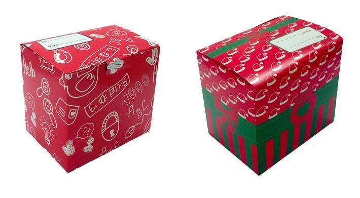Caixa para caneca 2 unid de Papel Cartão