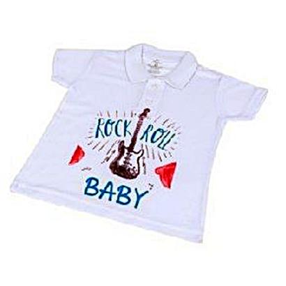 Camisa Polo Baby Personalizada