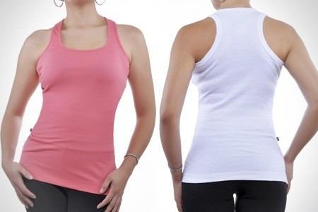 Camisa Regata Nadador Feminina Personalizada