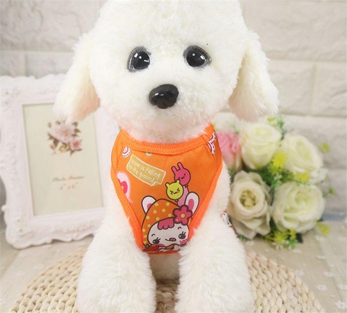 Camiseta colete Roupa do Filhote de Cachorro Animal de Estimação Cão