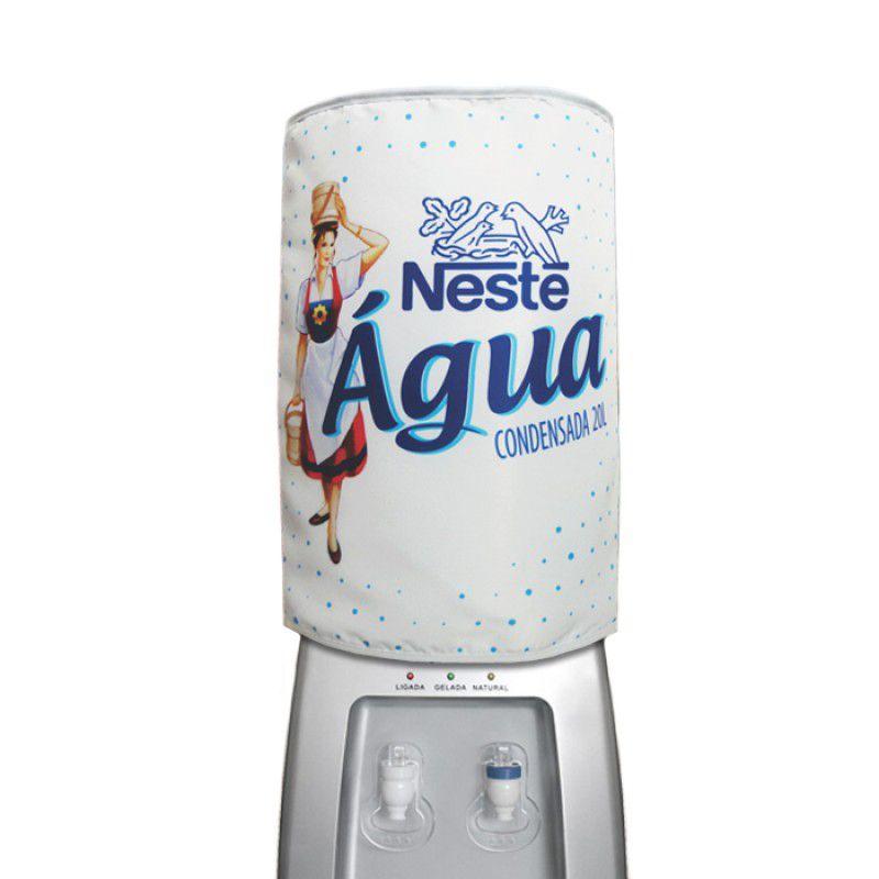 Capa de Galão de Água 20 Litros Personalizado com Logomarca