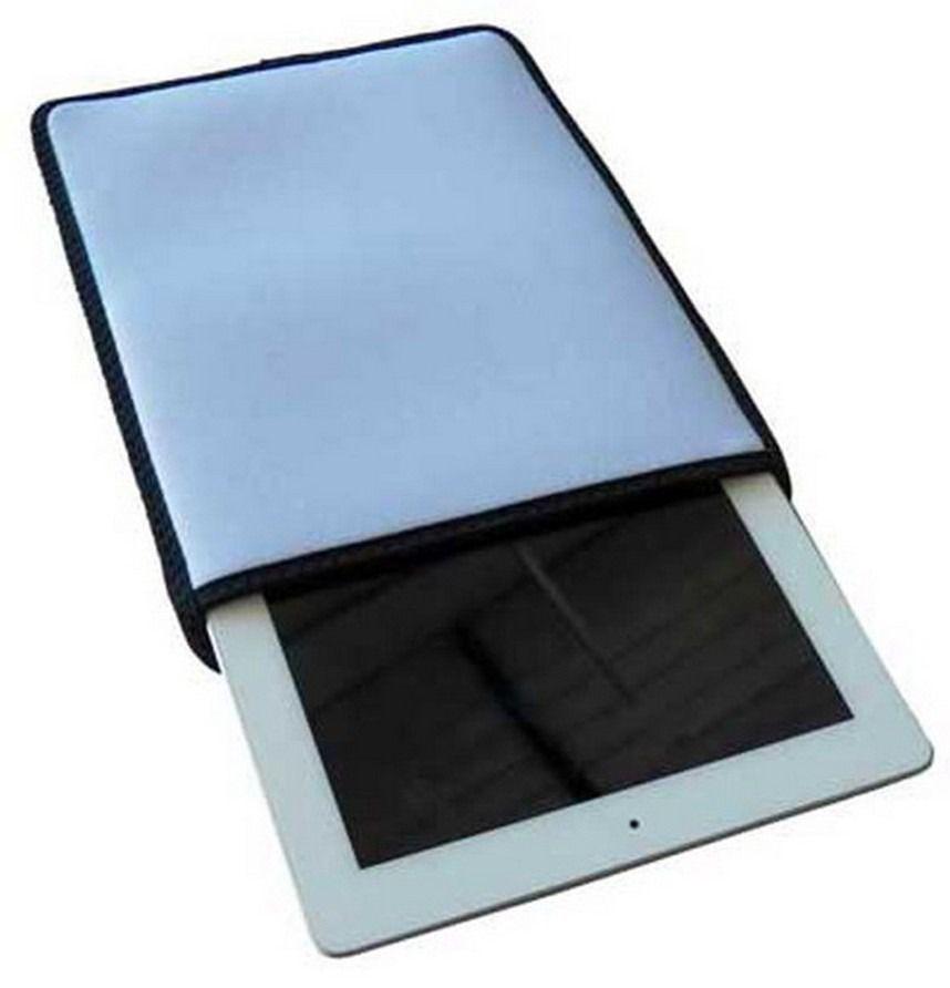Capa de Tablet/Ipad Neoprene frente e Verso Personalizada