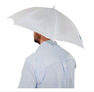96745867428f9 Chapéu guarda chuva branco Kit 13 unid. sem personalização - LRF ...