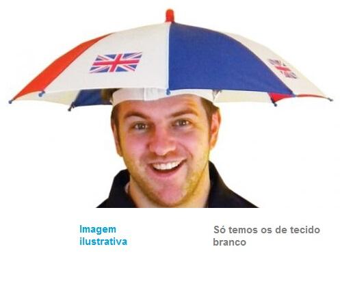 Chapéu Guarda-chuva de cabeça Personalizado