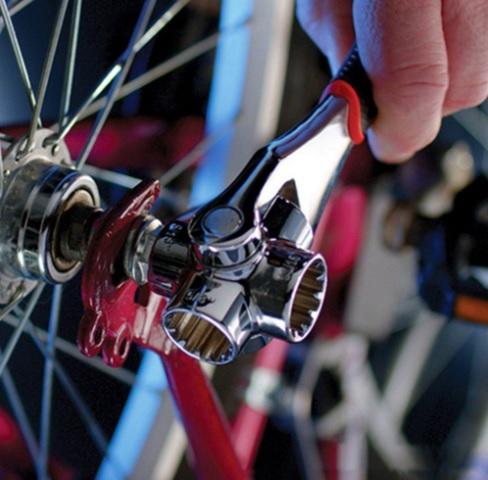 Chave Soquete Multi universal 48 em 1 cabeça giratória 360° multiferramenta ferramentas parafusos estriados chave de reparo de carro