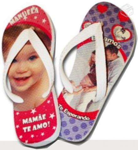 Chinelo Legítimas Havaianas Top - Adulto Personalizado