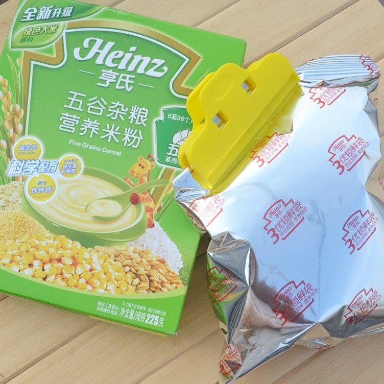 Clips Prendedor Prático de Vedação Saco de Embalagem de Alimento