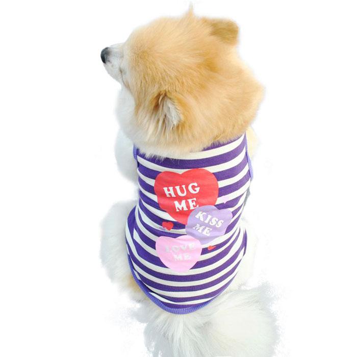 Colete Roupa do Cão de Estimação para Pequeno cachorro pet