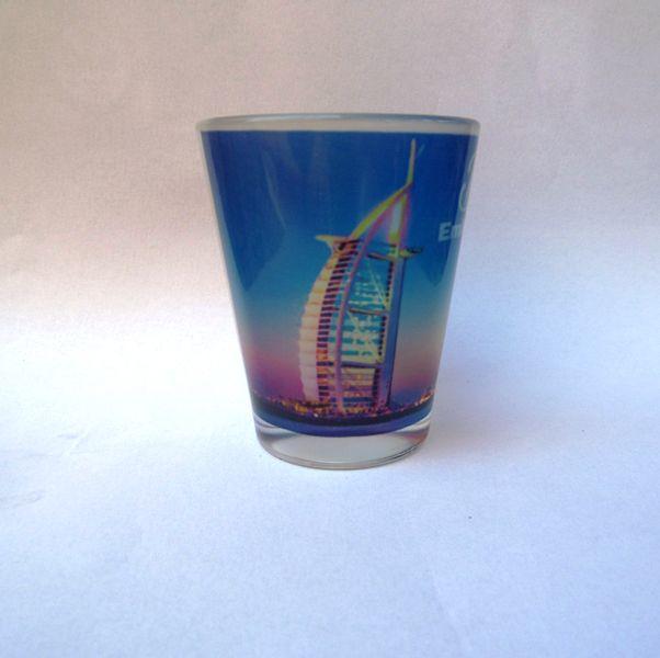 Copo Shot Tequila vidro Jateado / Fosco 50ml Personalizado