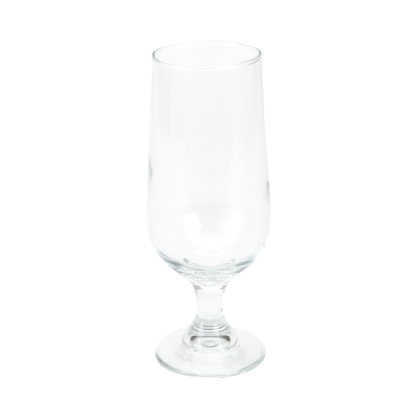 Taça Cerveja Chopp Vinho Champagne de Vidro Roma 300ml Personalizada