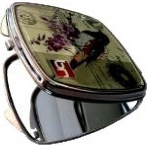 Espelho de Maquiagem Duplo Personalizado