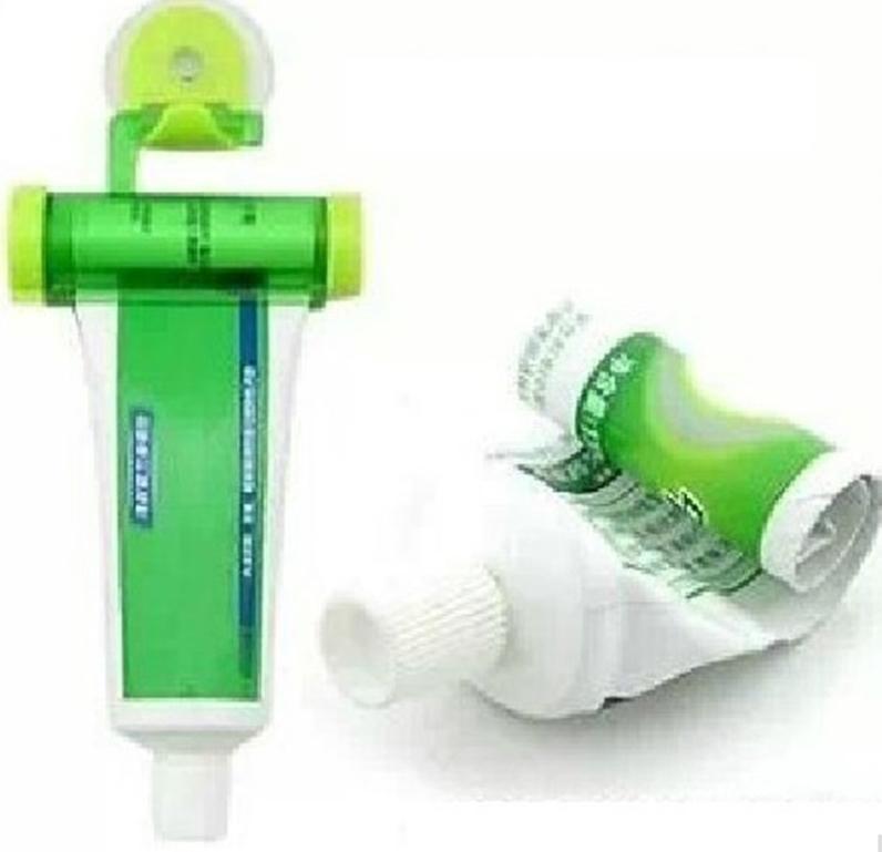 Espremedor Dispenser Creme dental rolamento creme dental