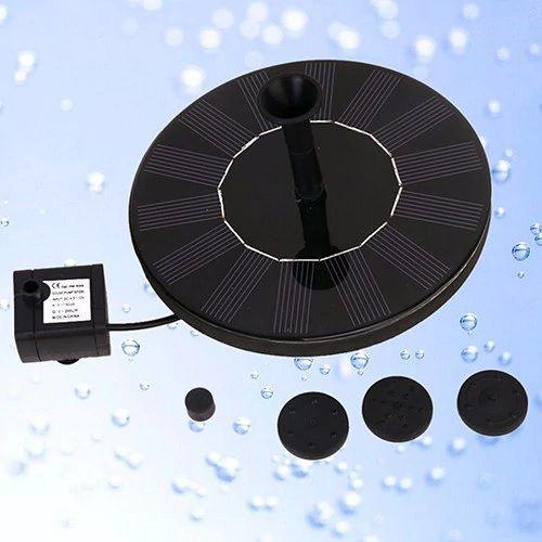 Fonte Chafariz Energia Solar Flutuante Piscina Bomba de Água Do Jardim Decoração Ao Ar Livre