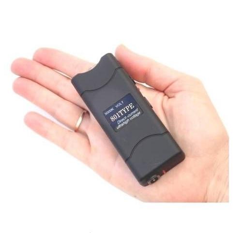 Lanterna de Segurança Compacta para defesa pessoal pequena eficaz