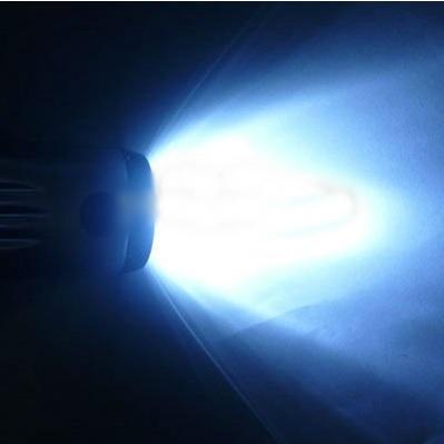 Lanterna Farol para Bicicleta 5 leds Luz forte super branca