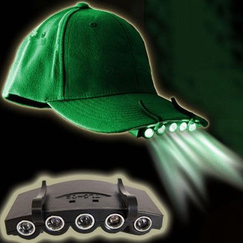 Lanterna luz de cabeça 11 LEDs pesca camping caça caminhadas trilha