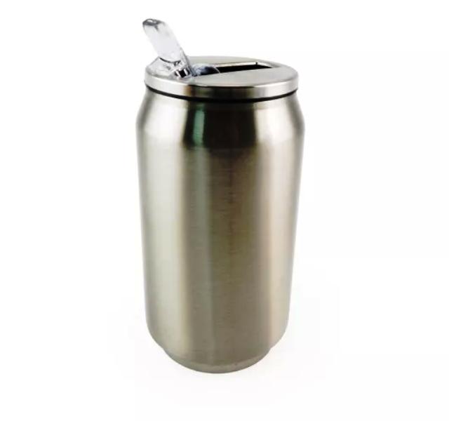 Lata Latinha De Refrigerante Em Alumínio Tampa Deslizante 350ml
