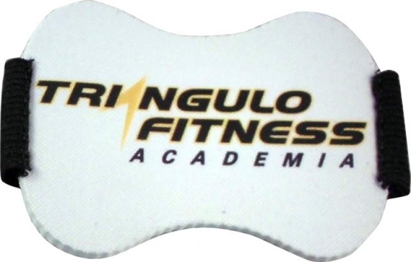 Luva de Musculação Fitness (PAR) em Neoprene Personalizada