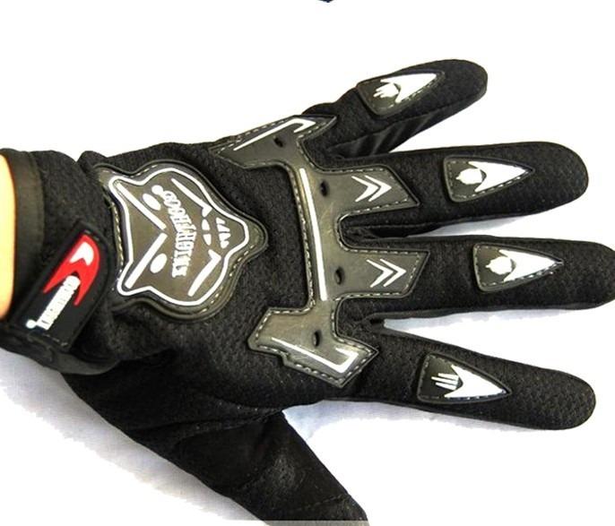 Luva para Motoqueiro Motocross Ciclista Bicicleta Dedo inteiro Toda mão