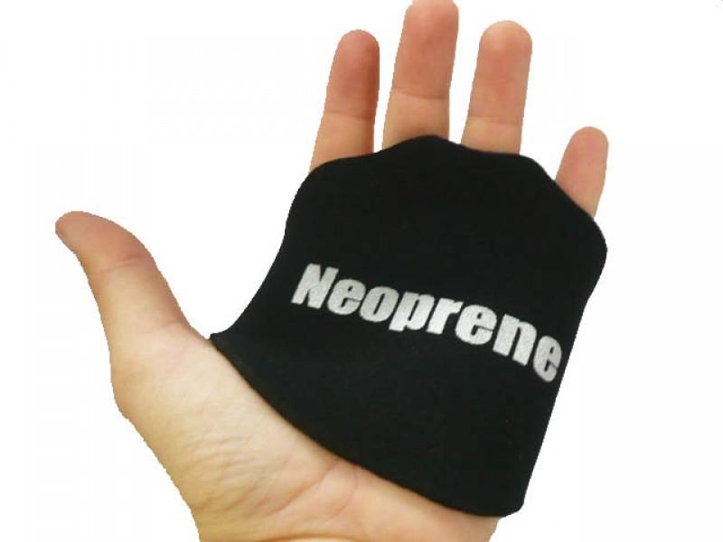 Luva Protetora de Palma para Musculação em Neoprene (PAR) Personalizada Total