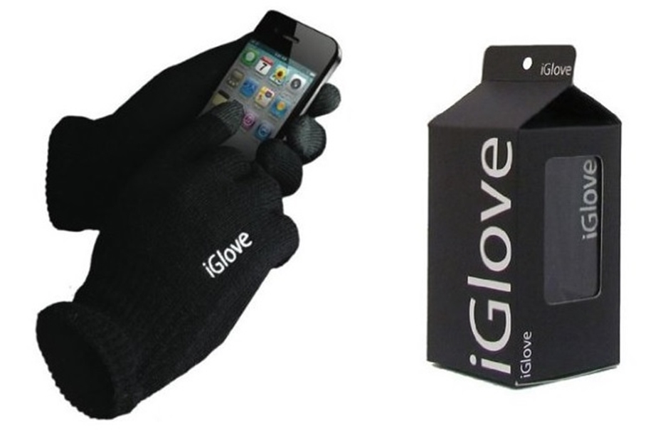 Luva Touch Screen par para inverno para celular e tablets