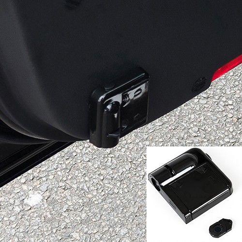 Luz de Porta LED Projeta Símbolo do Batman Batsinal Decoração do Carro sem fio