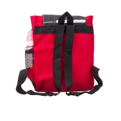 Mochila Infantil 32x25cm com Bolso Lateral Personalizada