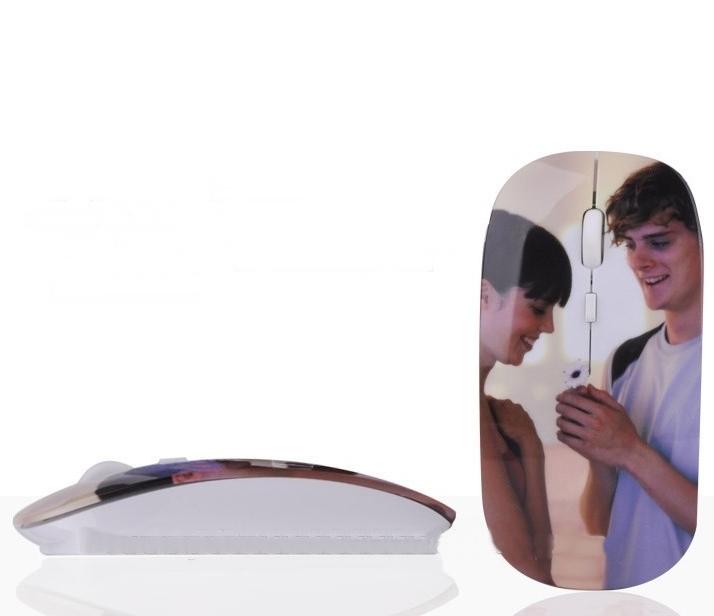 Mouse Óptico Usb Personalizado com foto